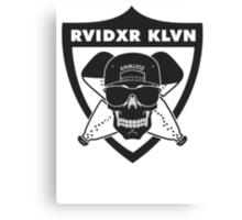 Raider Klan Canvas Print