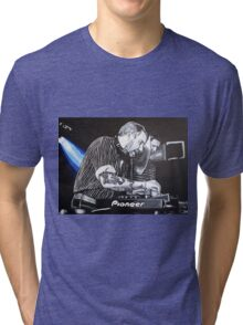 A Love From Outer Space vl 3 Tri-blend T-Shirt