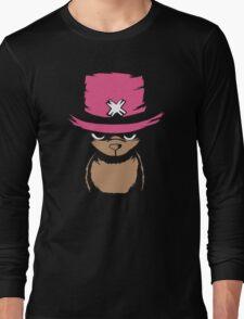 Doctor and Pirate - tony tony chopper Long Sleeve T-Shirt