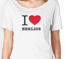 I ♥ BERLIOZ Women's Relaxed Fit T-Shirt