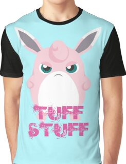 Tuff Stuff Graphic T-Shirt