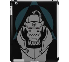 the armored brothers - full metal alchemist iPad Case/Skin