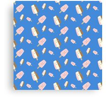 Colorful ice cream   Canvas Print