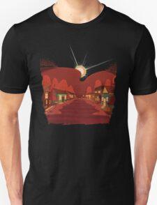 Alpine Ridge Road Unisex T-Shirt
