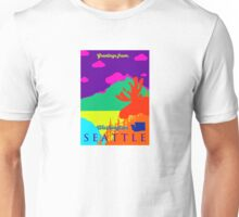 Seattle. Unisex T-Shirt