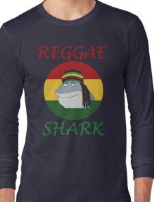 Reggae Shark Dreadlock Long Sleeve T-Shirt