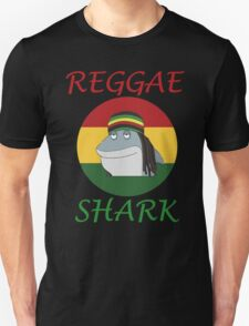 Reggae Shark Dreadlock Unisex T-Shirt
