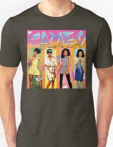 Funky 1980's Cameo vinyl Artwork T-Shirt