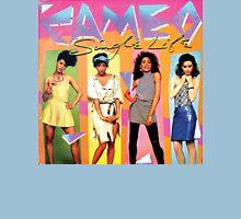 Funky 1980's Cameo vinyl Artwork Unisex T-Shirt