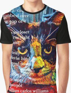Bubu Miao Graphic T-Shirt