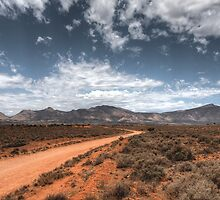 Bumpy road to the ranges. by PhotosbySC