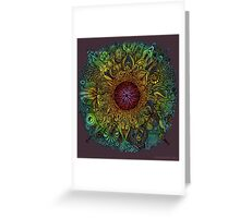 Mandala of Nieve Greeting Card