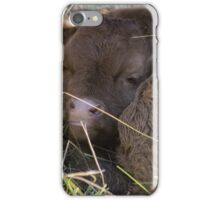 Newborn Naps iPhone Case/Skin