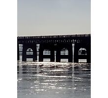Silvery Tay Photographic Print