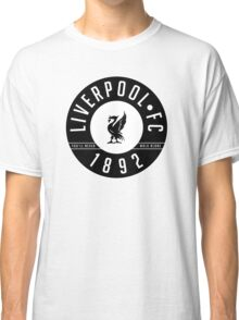 Liverpool FC - 1892 BLACK & WHITE Classic T-Shirt