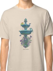Little Fountain Classic T-Shirt
