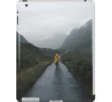 Skyfall - Landscape Photography iPad Case/Skin