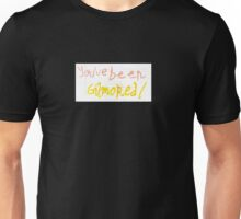 You've been Gilmored! Unisex T-Shirt