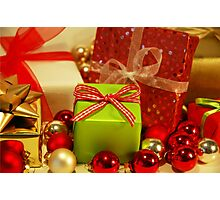 Gifts Photographic Print