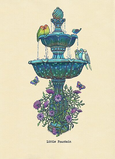 Little Fountain by vian