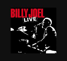 BILLY JOEL - BEST COVER LIVE IN CONCERT 2016 Womens Fitted T-Shirt