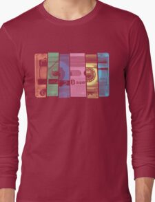 Mix Tape 1.0 Long Sleeve T-Shirt