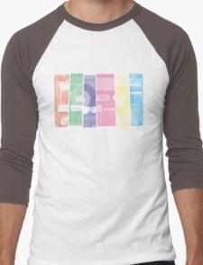 Mix Tape 1.0 Men's Baseball ¾ T-Shirt
