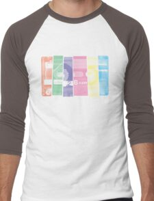 Mix Tape 1.0 Men's Baseball ¾ T-Shirt