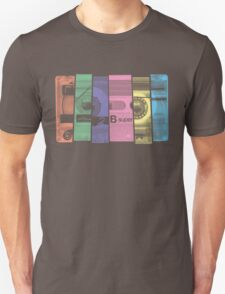 Mix Tape 1.0 Unisex T-Shirt