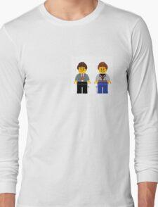 Cheep Jokes & LLWorld Long Sleeve T-Shirt