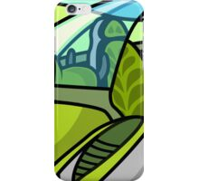 Vegan car iPhone Case/Skin