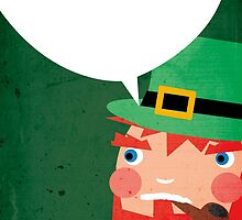 Amadan (Idiot) Irish/Gaelic Phrase by The Eighty-Sixth Floor