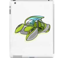 Vegan car iPad Case/Skin