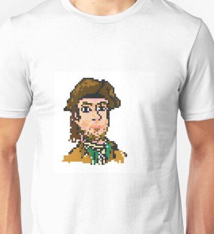 Retro Ross Poldark Unisex T-Shirt