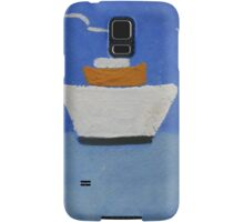 Premier bateau Samsung Galaxy Case/Skin