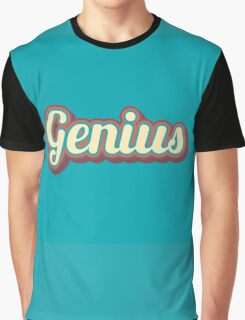Genius Graphic T-Shirt