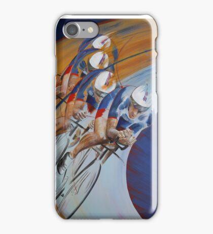 Pursuit iPhone Case/Skin