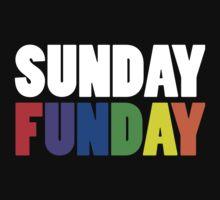 Sunday Funday  One Piece - Short Sleeve