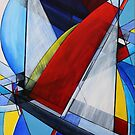 Catamaran by Andy Farr
