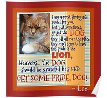 Get Some Pride, Dog! Poster