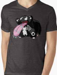 Lickivenom Mens V-Neck T-Shirt