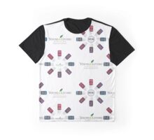 Young Living Essential Oils Circular design Graphic T-Shirt