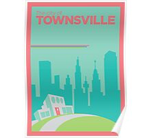 Welcome to Townsville Poster