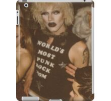 SHARON NEEDLES - RUPAUL'S DRAG RACE SEASON 4 iPad Case/Skin