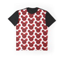 Mickey Love Graphic T-Shirt