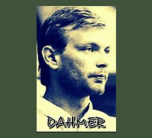 Jeffrey Dahmer, LARGE image by Lisa Briggs