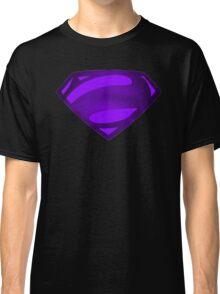 Alternate Super Purple Bizarro Symbol Classic T-Shirt