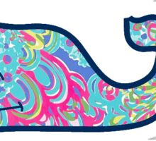Vineyard Vines 3 pack #2 Sticker