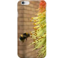 Hovering Bumble Bee iPhone Case/Skin