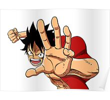 Monkey D. Luffy - One Piece Poster